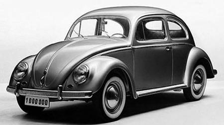 VW Boble nr 1 million! Totalt ble det lagd over 20 millioner Bobler!