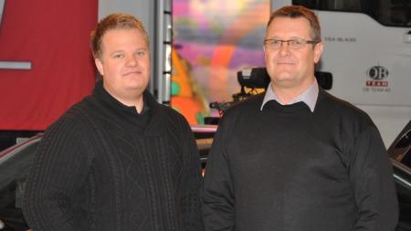 Tarjei og Steinar Christiansen er far og sønn-paret som står bak SS Performance. Bilbyggere av rang!