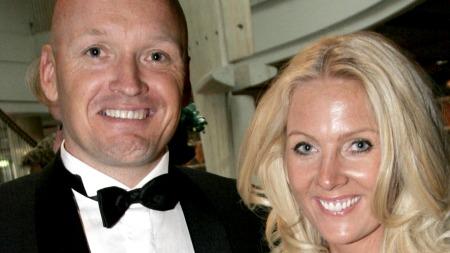TRUET: Finn Christian Jagge og kona Trine-Lise har vært gjennom en tøff tid i det siste.