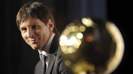 Lionel Messi (Foto: YOAN VALAT/EPA)