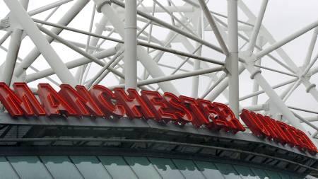 Old Trafford (Foto: PAUL BARKER/AFP)