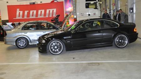 SS Performance viser to ytterpunkter, i form av en ekstrem Mitsubishi Lancer Evolution VI, og en BMW M3 med V8-motor fra M5.