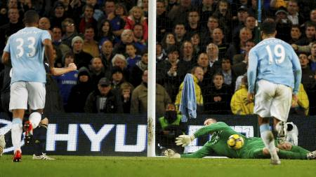 Shay Given (Foto: PHIL NOBLE/REUTERS)