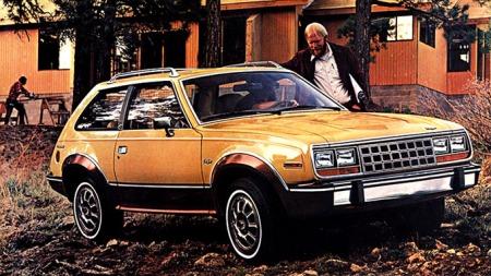 AMC Eagle var før Audi Steppenwolf