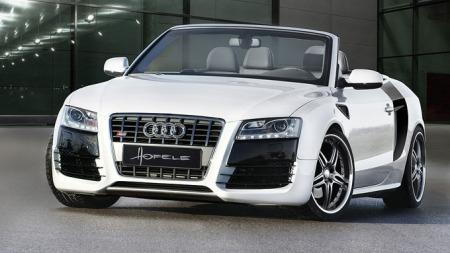 Hofele har laget et stylingkit med R8-look til Audi A5