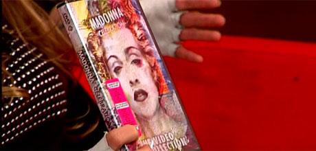 Madonna-DVD