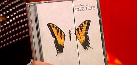 Paramore-CD