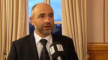 Stortingspresident Dag Terje Andersen vil ta opp saken med Nobelkomiteen. (Foto: TV 2)