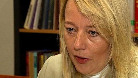 Advokat Marte Svarstad Brodtkorb. (Foto: TV 2)