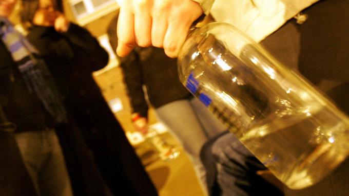 Fyll alkohol fest (Foto: Colourbox)