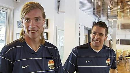 Jo Inge Berget og Lars Stubhaug   (Foto: TV 2/)