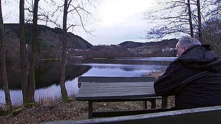 «Kjell» ble beskyldt for å være pedofil. (Foto: TV 2)