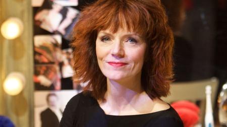 OSLO 20090423: Skuespiller Mari Maurstad i stykket