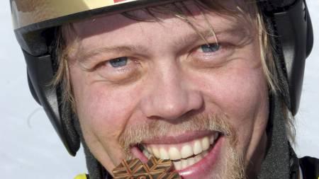 Audun Grønvold (Foto: Jørgen Hyvang/SCANPIX)