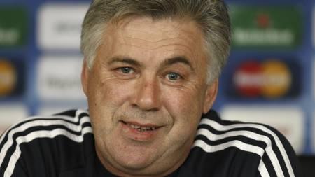 Carlo Ancelotti (Foto: IAN KINGTON/AFP)