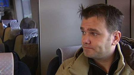 Tommy Hoholm kjemper for å få sine bortførte sønner hjem til   Norge. (Foto: TV 2)