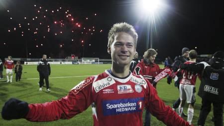 FRA KIL TIL AAFK: Magnus Sylling Olsen skifter beite i januar.   (Foto: Torgersrud, Marius/Scanpix)