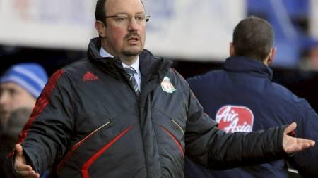 Rafael Benitez (Foto: TOBY MELVILLE/REUTERS)