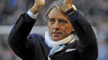 Roberto Mancini (Foto: ANDREW YATES/AFP)