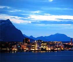 Hvor er det blitt av mørketiden? (Foto: Carl Erik Nyvold / bodo.no)