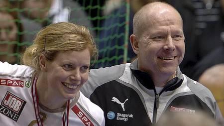 Tonje Larsen og Karl Erik Bøhn (Foto: TV 2/)