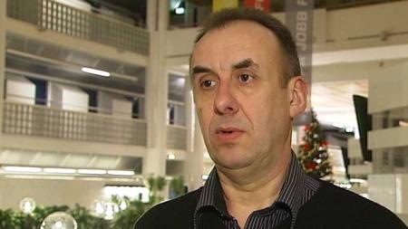 Vaktleder ved sentralvakten Oslo politidistrikt, Oddleif Sveinungsen. (Foto: TV 2)