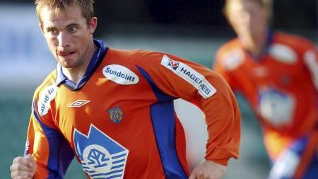 Morten Moldskred 2003 (Foto: Junge, Heiko/SCANPIX)