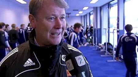 Åge Hareide (Foto: TV 2/)