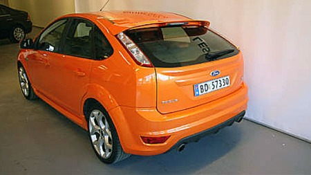 2008, Ford Focus ST