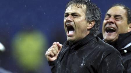 Jose' Mourinho (Foto: LUCA BRUNO/AP)