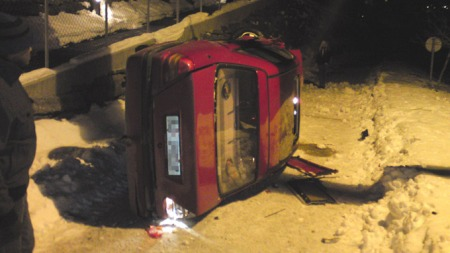bilulykke-bergen2 (Foto: Arild Lothe )