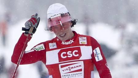 Marit Bjørgen (Foto: Poppe, Cornelius/Scanpix)