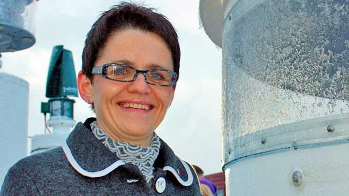 Fiskeri- og kystminister Lisbeth Berg-Hansen (Foto: Scanpix)