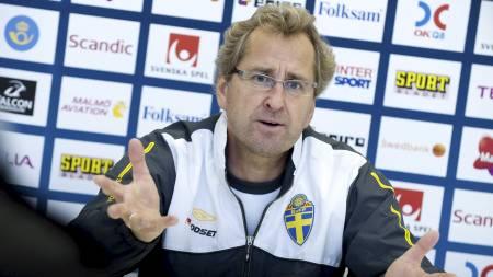Erik Hamrén (Foto: Ekstrømer, Jonas/Scanpix)