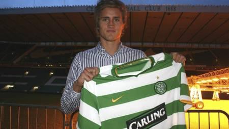 Thomas Rogne (Foto: www.celticfc.net / med tillatelse   fra Celtic FC.)