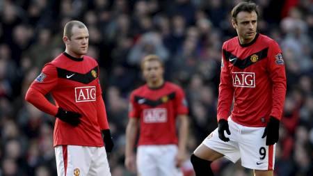 KAN INVESTERE: Wayne Rooney og Dimitar Berbatov. (Foto: DARREN STAPLES/REUTERS)