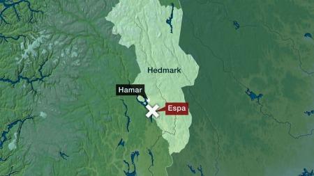 Espa i Stange i Hedmark.