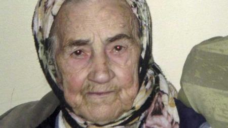 DREPT: Hamida Didovic (87) ble funnet død i leiligheten sin natt til 22. januar.  (Foto: Privat)