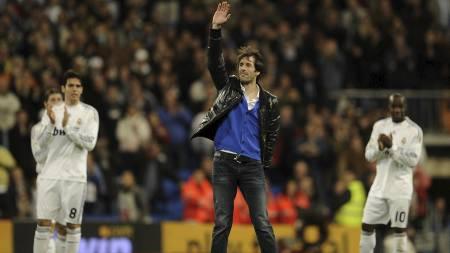 Ruud van Nistelrooy (Foto: PEDRO ARMESTRE/AFP)
