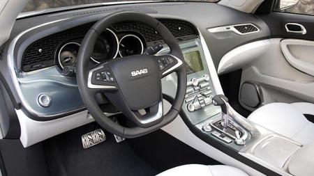 Saab-9-4x-interior