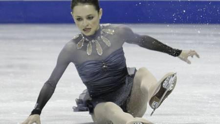 Sasha Cohen (Foto: Elaine Thompson/AP)