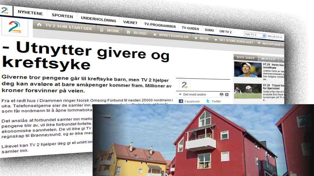 tv2 hjelper deg kontakt norsk chatteside