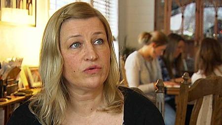 FØLER SEG LURT: Mor Gro Frammarsvik føler ikke at EF hadde kontroll på ungdommene på språkreisen.
