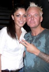 KJÆRESTER: Shila Amini og Kristian VAlen ble først kjent på nettsamfunnet Facebook. Like før jul ble de kjærester.