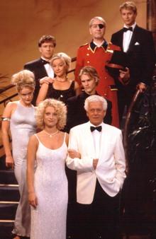 Slik ble «Hotel Cæsar» lansert i 1998. I februar sendes episode 2000 av den populære såpeserien. (Foto: Atle Bye)
