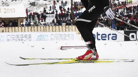 ski langrenn (Foto: Kallestad, Gorm/Scanpix)