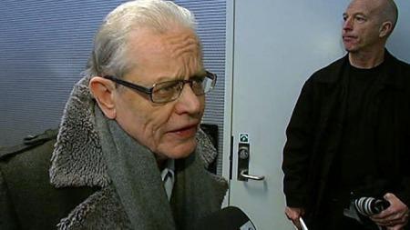 POLITISK KLOKT: Dagsavisens Arne Strand.