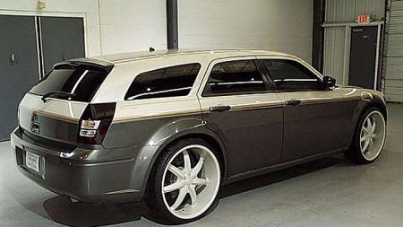 Dodge Magnum (Foto: Privat)