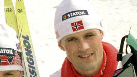 Fred Børre Lundberg har selv tatt både VM- og OL-gull. (Foto:   Lier, Gunnar/Scanpix)