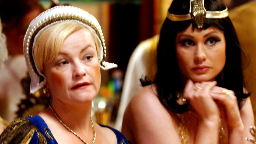 Maskeradeball-episoden fra 2002 er «Cæsar»-skaper Peter Falcks personlige favoritt. (Foto: Atle Bye)